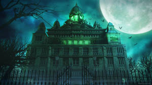 Spooky Mansion by Androgs