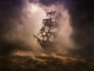 The Black Pearl by gotman68