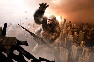 Kong by gotman68