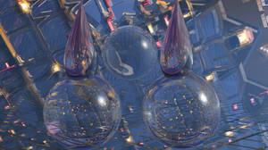 Tears to Spheres Techno by Sazzart1