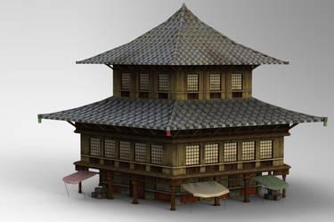 Updated: Temple by Kirinov
