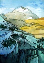 Michoacan by SaxtorphArt
