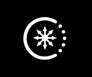 Chaos s Coming Logo by Grabbitz