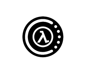 Half Life Logo by Grabbitz