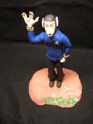 Mr. Spock 6 by ProfessorThorn