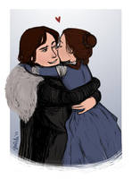 Sibling love by IzziBelle