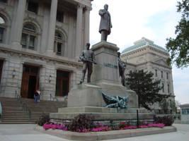 Morton Monument by itsayskeds