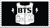 = bts stamp by velaxin