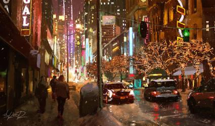 New Year's Eve by tonyskeor