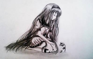 Un doloroso secreto by MoromiSakagami
