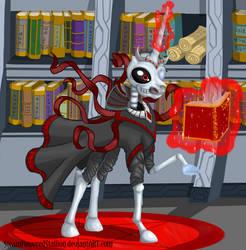 My Undead Pony: Vecna Lives! by SteamPoweredStallion