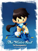 KIRIBAN: Water God by Thiefoworld