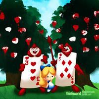 Wonderland II by Thiefoworld