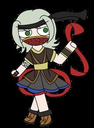 Shinu Taikatsuna : azumaku style by PaulaLee2697
