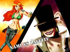 One Piece - Navigator vs. Navigator by Melo-Cake