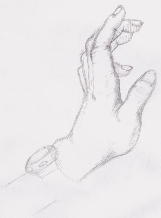 Morehandsketch. by j00liusCaesar
