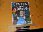 LIVING WITH RABIES by eddstubb