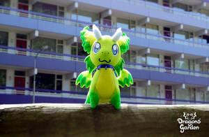 Nigiri the Dragon (so majestic!) by Dragons-Garden