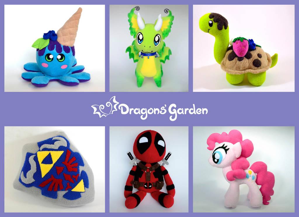 Dragons' Garden - Plush Presentation by Dragons-Garden