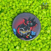 Treasure Mineral Dragon - Niy by Dragons-Garden