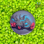 Mineral Dragon - Nay by Dragons-Garden
