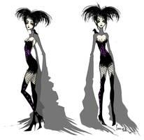 Halloween Costume Design by asunder
