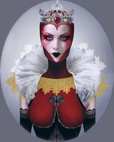 Queen of Hearts by asunder