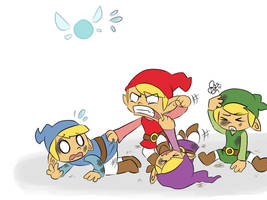 Link Fight by LeniProduction