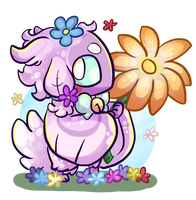 COMM: Flowerlover by LeniProduction