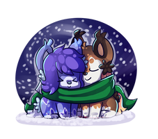 COMM: Snowstorm by LeniProduction