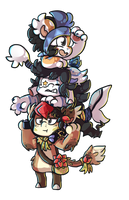 COMM: Bagbean Tower by LeniProduction