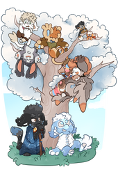 BB Family Tree by LeniProduction