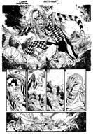 Doom Patrol Issue 19 page 5 by aethibert