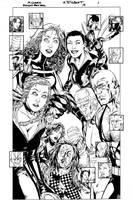 Doom Patrol Issue 19 Page 1 by aethibert