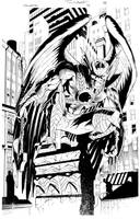 Savage Hawkman #15 Page 10 by aethibert