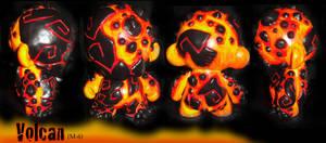Volcan Munny by greengorilla3000