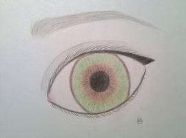 Eye of colour by misselo83