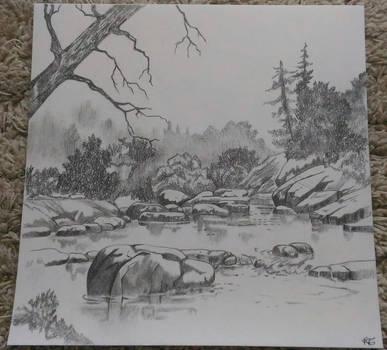 Landscape by misselo83
