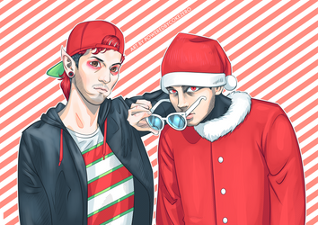 MerryFace by PoweredByCokeZero