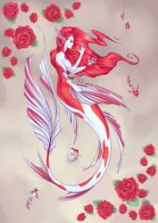 Mermaid by PoweredByCokeZero