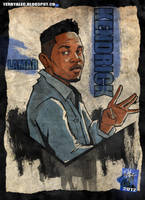 Kendrick Lamar by TerryAlec