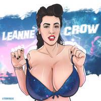 Leanne Crow by TerryAlec