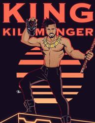 All Hail KING KILLMONGER by TerryAlec