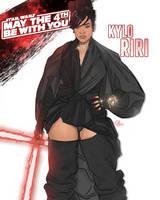 Kylo Riri by TerryAlec