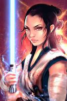 Rey by Daekai