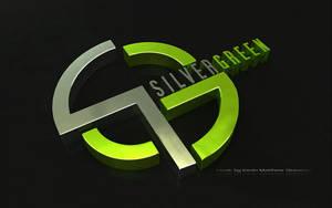 Silvergreen - 3d logo art by ChristianKarling