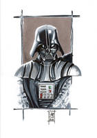 Lord Vader by idirt