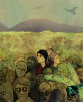 Land of the Dead by hannahhillam