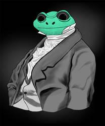 Goya The Frog Redux by tomgastall