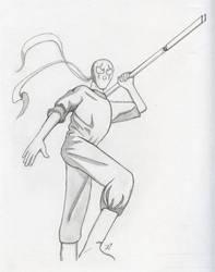 Grendel Sketch by tomgastall